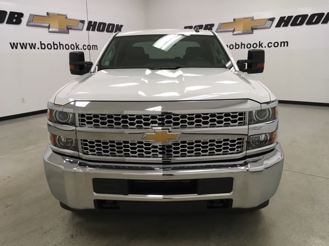 2019 Silverado 2500 Crew Cab 4x4,  Pickup #190146 - photo 8