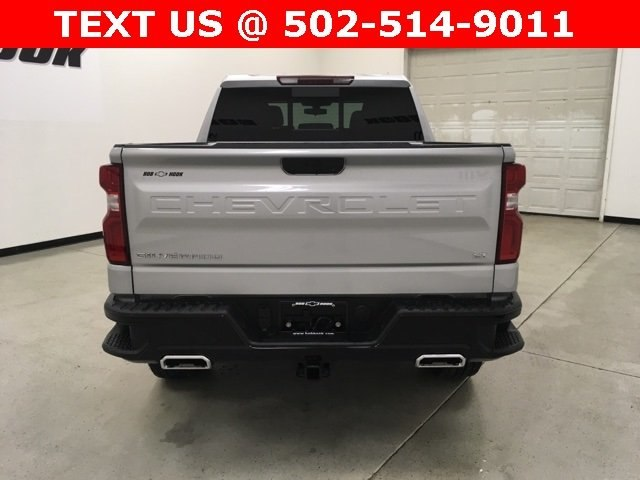 2019 Silverado 1500 Crew Cab 4x4,  Pickup #190151 - photo 4
