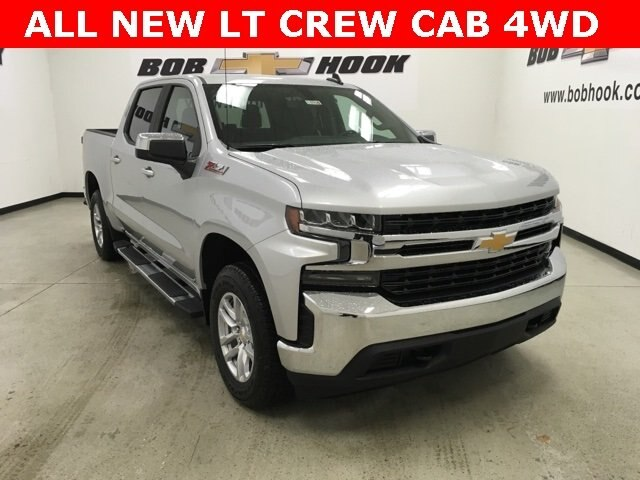 2019 Silverado 1500 Crew Cab 4x4,  Pickup #190156 - photo 3