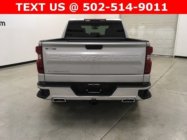 2019 Silverado 1500 Crew Cab 4x4,  Pickup #190156 - photo 6