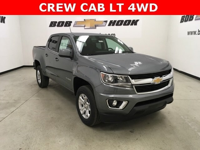 2019 Colorado Crew Cab 4x4,  Pickup #190178 - photo 3