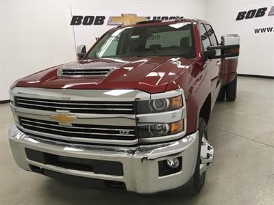 2019 Silverado 3500 Crew Cab 4x4,  Pickup #190181 - photo 1