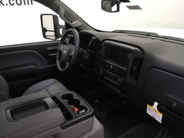 2019 Silverado 3500 Regular Cab DRW 4x4,  Reading Platform Body #190183 - photo 10