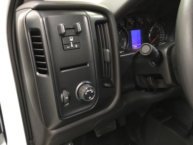 2019 Silverado 3500 Regular Cab DRW 4x4,  Reading Platform Body #190183 - photo 16