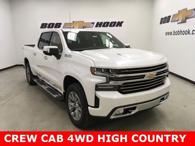 2019 Silverado 1500 Crew Cab 4x4,  Pickup #190186 - photo 3