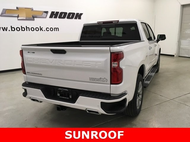 2019 Silverado 1500 Crew Cab 4x4,  Pickup #190186 - photo 5