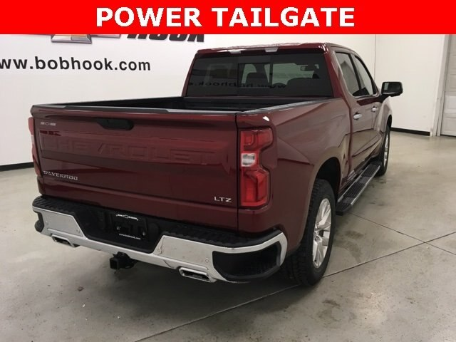 2019 Silverado 1500 Crew Cab 4x4,  Pickup #190198 - photo 5