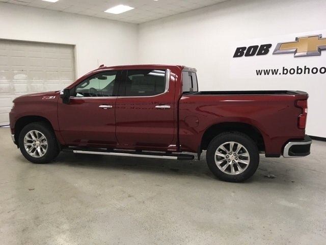 2019 Silverado 1500 Crew Cab 4x4,  Pickup #190198 - photo 7