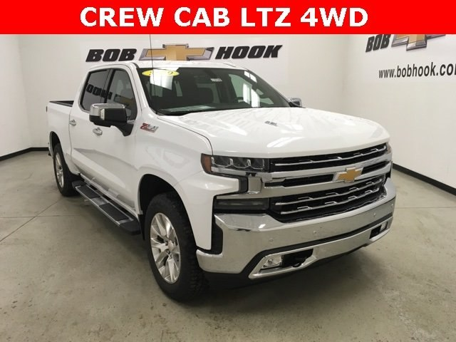 2019 Silverado 1500 Crew Cab 4x4,  Pickup #190199 - photo 3