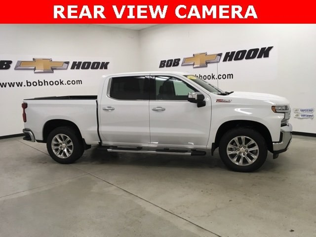 2019 Silverado 1500 Crew Cab 4x4,  Pickup #190199 - photo 4