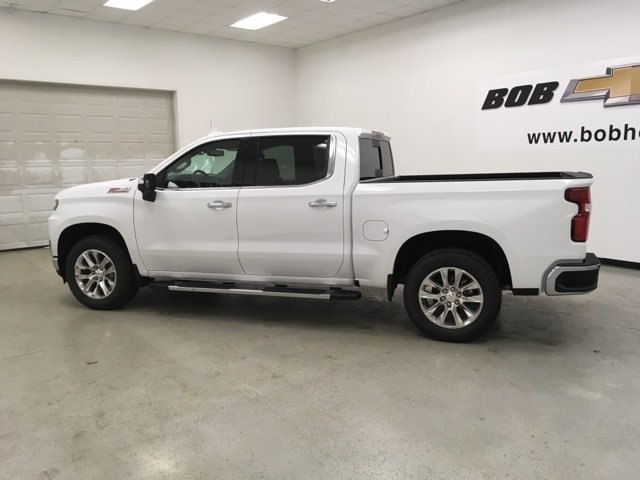 2019 Silverado 1500 Crew Cab 4x4,  Pickup #190199 - photo 7