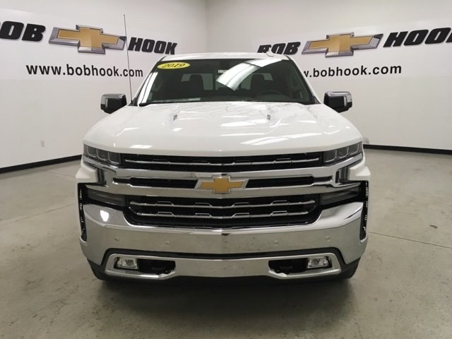2019 Silverado 1500 Crew Cab 4x4,  Pickup #190199 - photo 8
