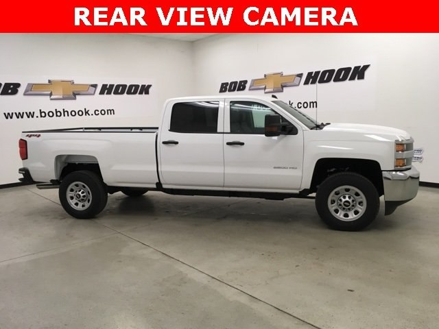 2019 Silverado 2500 Crew Cab 4x4,  Pickup #190200 - photo 4