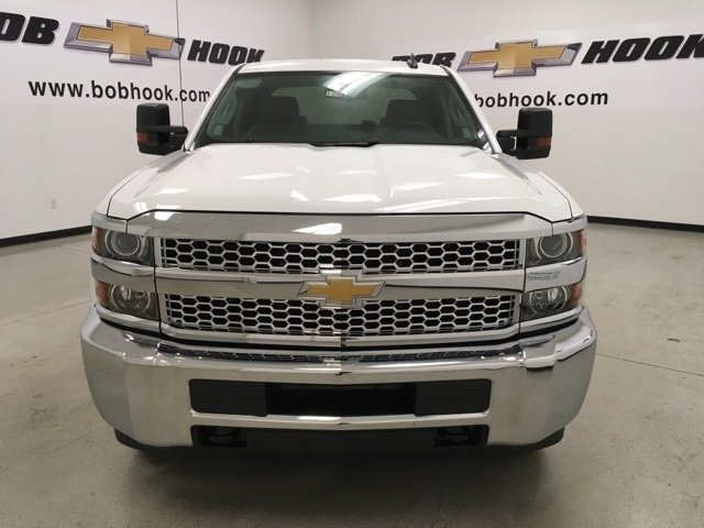 2019 Silverado 2500 Crew Cab 4x4,  Pickup #190200 - photo 8
