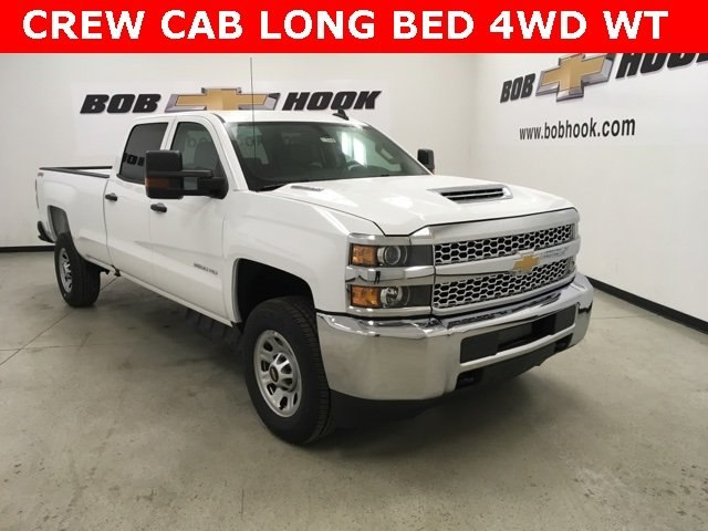 2019 Silverado 2500 Crew Cab 4x4,  Pickup #190201 - photo 3