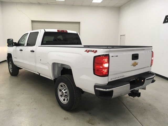 2019 Silverado 2500 Crew Cab 4x4,  Pickup #190201 - photo 2