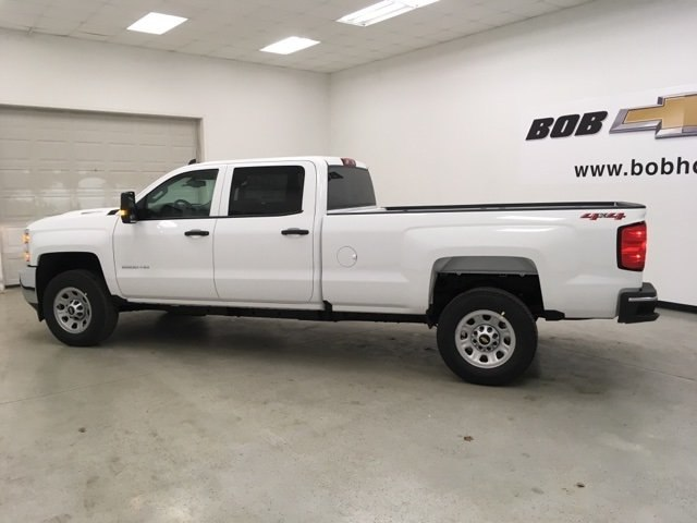 2019 Silverado 2500 Crew Cab 4x4,  Pickup #190201 - photo 7