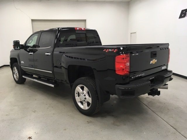 2019 Silverado 2500 Crew Cab 4x4,  Pickup #190202 - photo 2