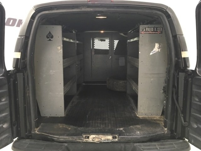 2008 Express 2500 4x2,  Upfitted Cargo Van #190202B - photo 2