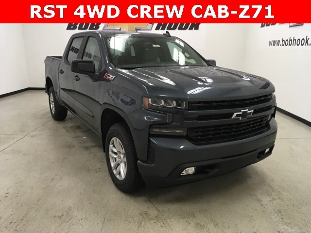 2019 Silverado 1500 Crew Cab 4x4,  Pickup #190205 - photo 3