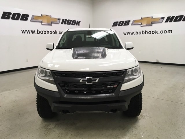 2019 Colorado Crew Cab 4x4,  Pickup #190210 - photo 8