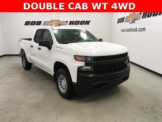 2019 Silverado 1500 Double Cab 4x4,  Pickup #190212 - photo 3