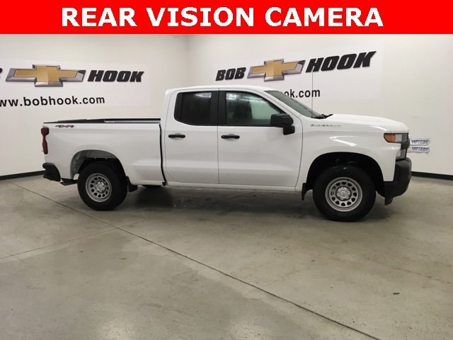 2019 Silverado 1500 Double Cab 4x4,  Pickup #190212 - photo 4