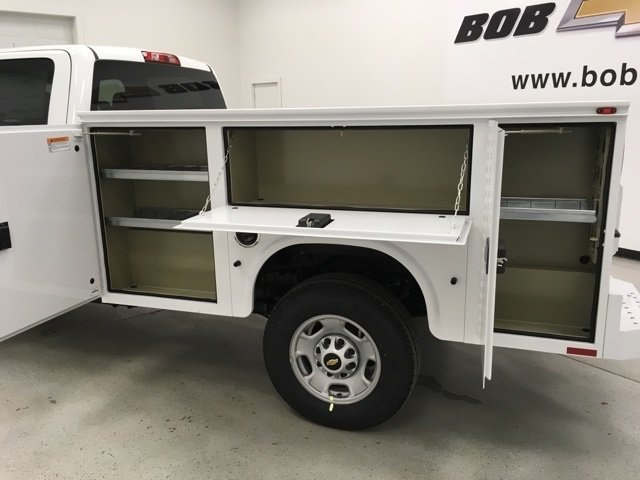 2019 Silverado 2500 Double Cab 4x2,  Knapheide Service Body #190236 - photo 17