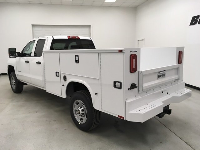 2019 Silverado 2500 Double Cab 4x2,  Knapheide Service Body #190236 - photo 2