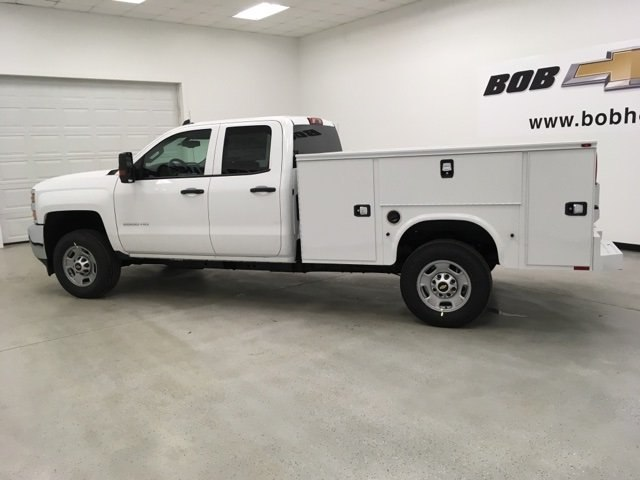 2019 Silverado 2500 Double Cab 4x2,  Knapheide Service Body #190236 - photo 6