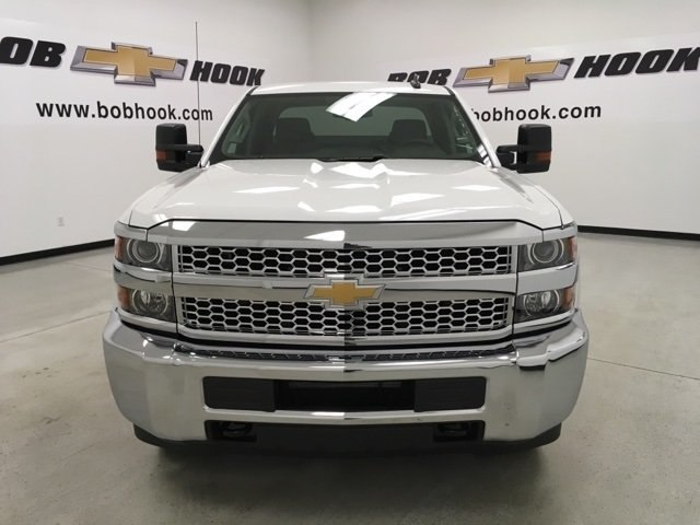 2019 Silverado 2500 Double Cab 4x2,  Knapheide Service Body #190236 - photo 8