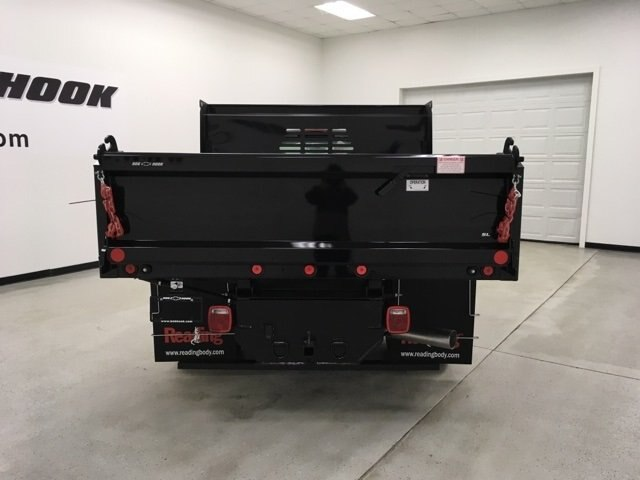 2019 Silverado 3500 Regular Cab DRW 4x4,  Reading Dump Body #190253 - photo 6