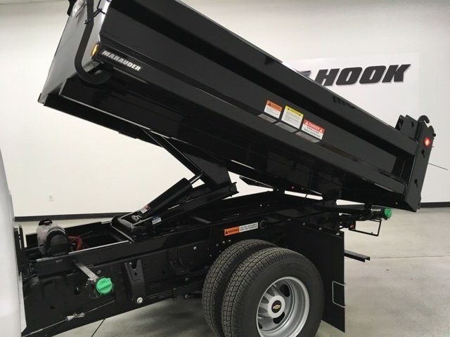 2019 Silverado 3500 Regular Cab DRW 4x4,  Reading Dump Body #190253 - photo 19