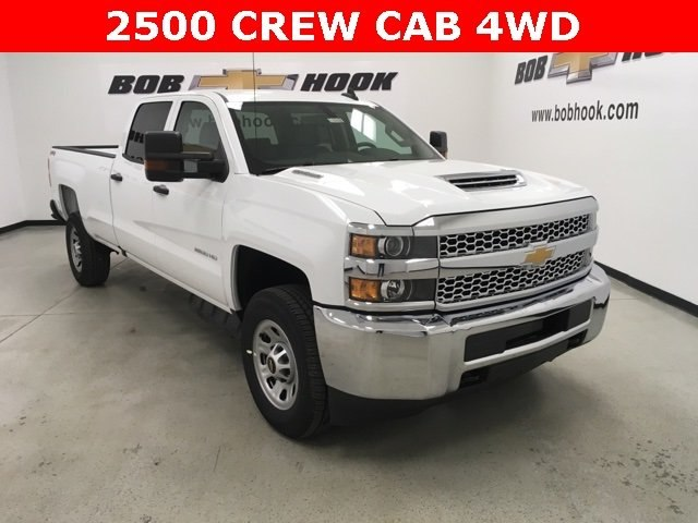 2019 Silverado 2500 Crew Cab 4x4,  Pickup #190262 - photo 3
