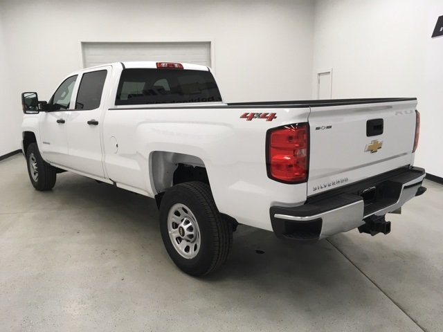 2019 Silverado 2500 Crew Cab 4x4,  Pickup #190262 - photo 2