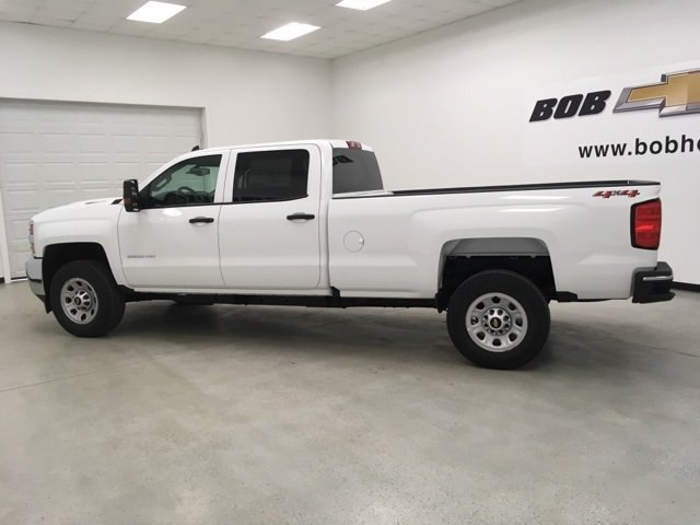 2019 Silverado 2500 Crew Cab 4x4,  Pickup #190262 - photo 7