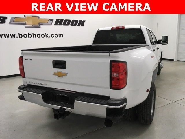 2019 Silverado 3500 Crew Cab 4x4,  Pickup #190263 - photo 2