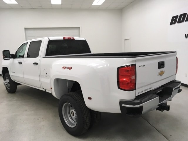 2019 Silverado 3500 Crew Cab 4x4,  Pickup #190263 - photo 5