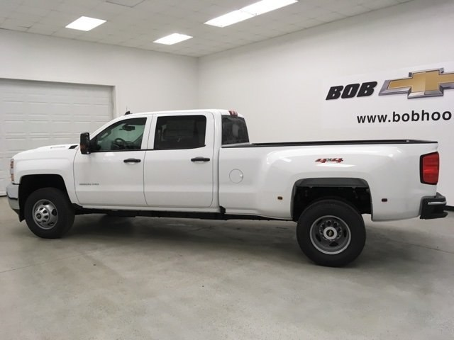 2019 Silverado 3500 Crew Cab 4x4,  Pickup #190263 - photo 6