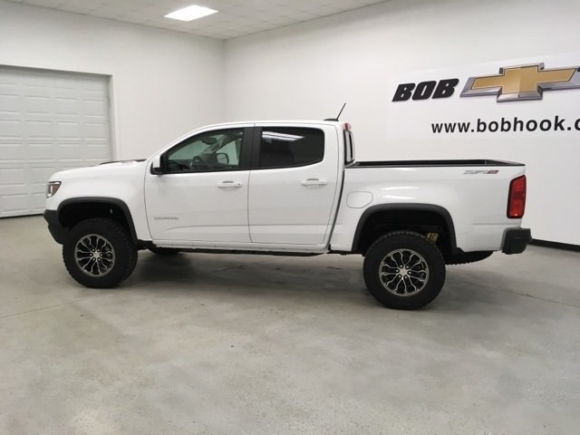 2019 Colorado Crew Cab 4x4,  Pickup #190266 - photo 4