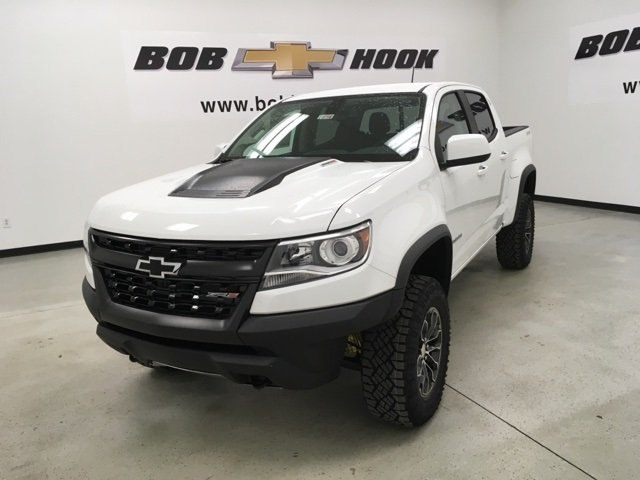 2019 Colorado Crew Cab 4x4,  Pickup #190266 - photo 3