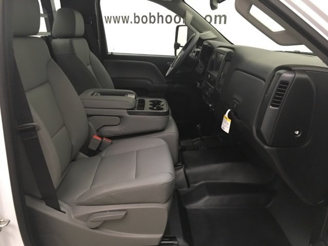 2019 Silverado 3500 Regular Cab DRW 4x4,  Reading Redi-Dek Platform Body #190275 - photo 11