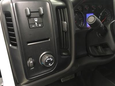 2019 Silverado 3500 Regular Cab DRW 4x4,  Reading Redi-Dek Platform Body #190275 - photo 17
