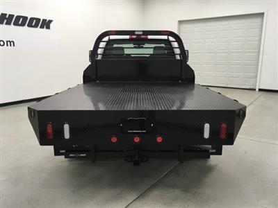 2019 Silverado 3500 Regular Cab DRW 4x4,  Reading Redi-Dek Platform Body #190275 - photo 6