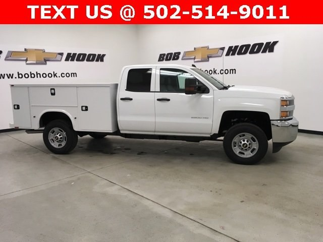 2019 Silverado 2500 Double Cab 4x2,  Knapheide Service Body #190293 - photo 3