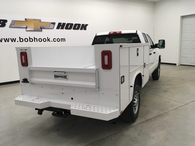 2019 Silverado 2500 Double Cab 4x2,  Knapheide Service Body #190293 - photo 2