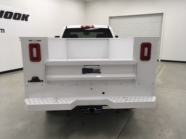 2019 Silverado 2500 Double Cab 4x2,  Knapheide Service Body #190293 - photo 4
