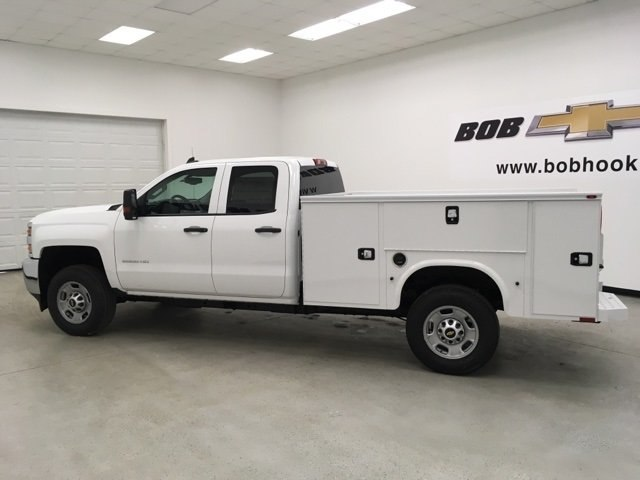 2019 Silverado 2500 Double Cab 4x2,  Knapheide Service Body #190293 - photo 6