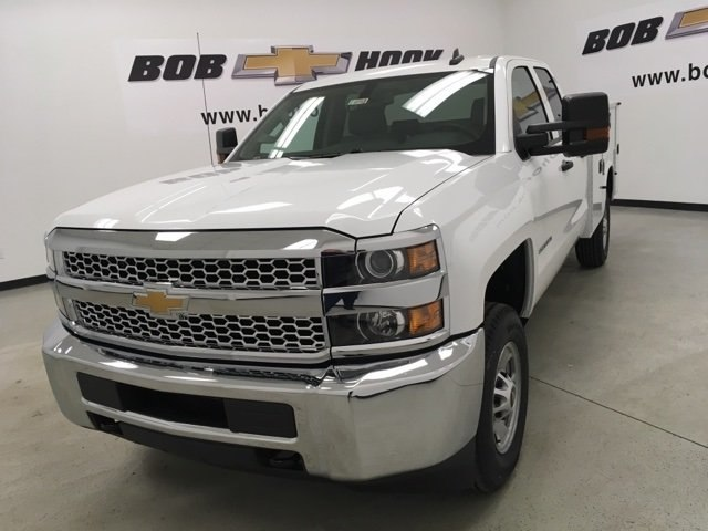 2019 Silverado 2500 Double Cab 4x2,  Knapheide Service Body #190293 - photo 7
