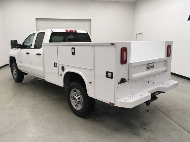 2019 Silverado 2500 Double Cab 4x2,  Knapheide Service Body #190295 - photo 2